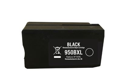 Picture of Red Bus Recycled HP 950XL High Yield Black (CN045AE) Ink Cartridge