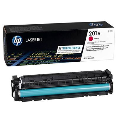 Picture of HP 201A Magenta Original Toner Cartridge (CF403A Laser Toner)
