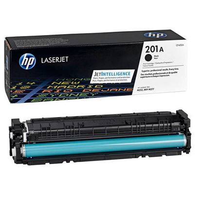 Picture of HP 201A Black Original Toner Cartridge (CF400A Laser Toner)