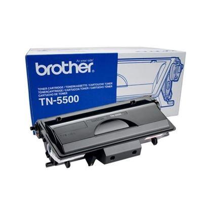 Picture of Brother TN-5500 Black Original Toner Cartridge (TN5500 Laser Toner)