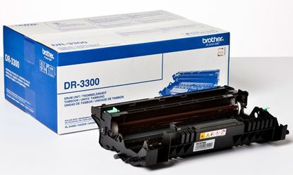 Picture of Brother DR-3300 Original Drum Unit (DR3300 Drum)