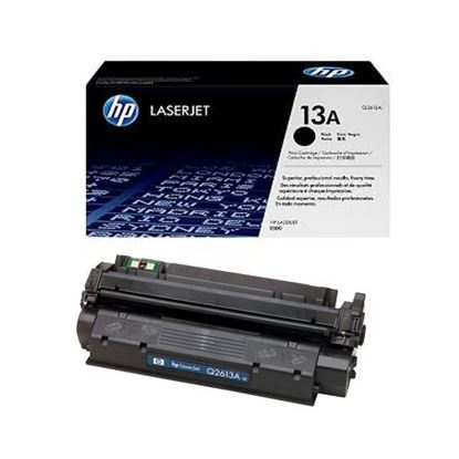 Picture of HP 13A Black Original Toner Cartridge (Q2613A Laser Toner)