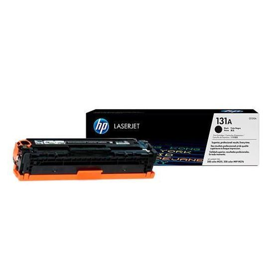 Picture of HP 131A Black Original Toner Cartridge (CF210A Laser Toner)
