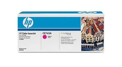 Picture of HP 307A Magenta Original Toner Cartridge (CE743A Laser Toner)