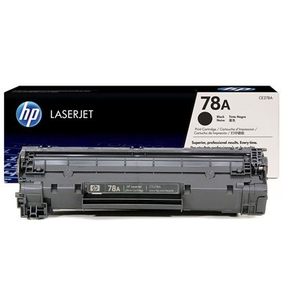 Picture of HP 78A Black Original Toner Cartridge (CE278A Laser Toner)