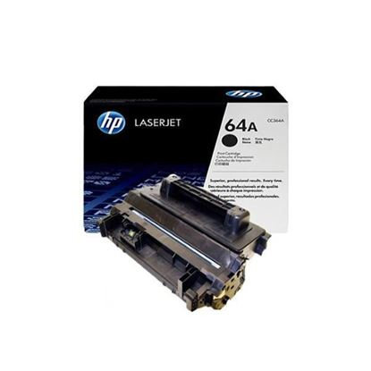 Picture of HP 64A Black Original Toner Cartridge (CC364A Laser Toner)