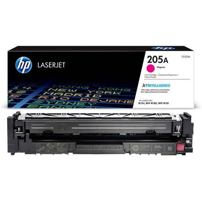 Picture of HP 205A Magenta Original Toner Cartridge (CF533A Laser Toner)