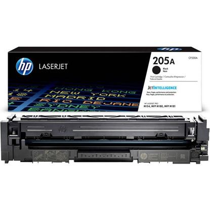 Picture of HP 205A Black Original Toner Cartridge (CF530A Laser Toner)