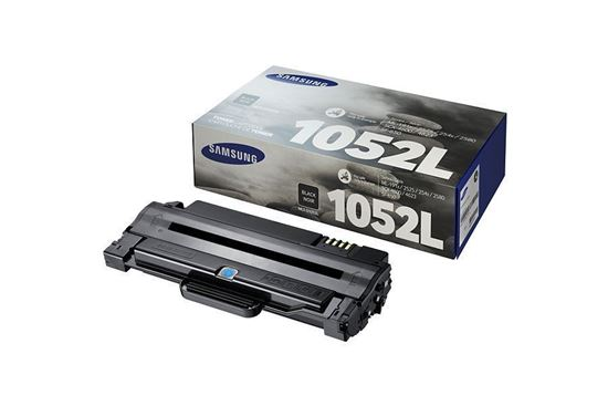 Picture of Samsung MLT-D1052L High Yield Black Original Toner Cartridge (MLT-D1052L/ELS Laser Toner)