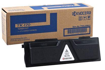 Picture of Kyocera TK-170 Black Original Toner Cartridge (TK170 Laser Toner)
