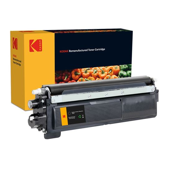 Picture of Kodak Replacement Brother TN-230BK Black Toner Cartridge