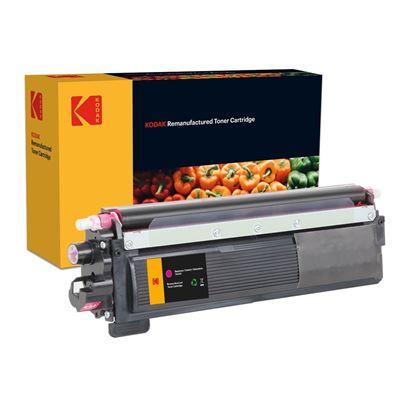 Picture of Kodak Replacement Brother TN-230M Magenta Toner Cartridge
