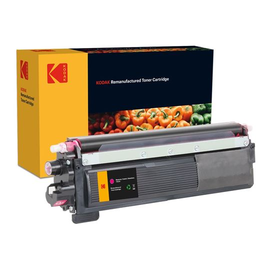 Picture of Kodak Replacement Brother TN-230M Magenta Toner Cartridge