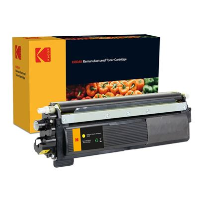 Picture of Kodak Replacement Brother TN-230Y Yellow Toner Cartridge