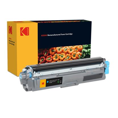 Picture of Kodak Replacement Brother TN-241C Cyan Toner Cartridge