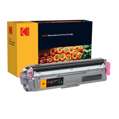 Picture of Kodak Replacement Brother TN-245M High Yield Magenta Toner Cartridge