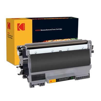 Picture of Kodak Replacement Brother TN-2010 Black Toner Cartridge