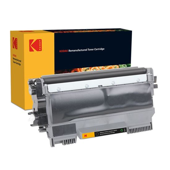 Picture of Kodak Replacement Brother TN-2220 High Yield Black Toner Cartridge