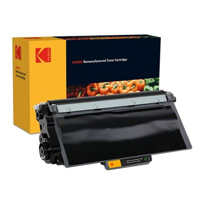 Picture of Kodak Replacement Brother TN-3380 High Yield Black Toner Cartridge