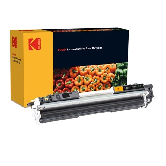 Picture of Kodak Replacement HP 126A Black (CE310A) Toner Cartridge