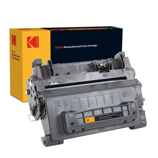 Picture of Kodak Replacement HP 64A Black (CC364A) Toner Cartridge