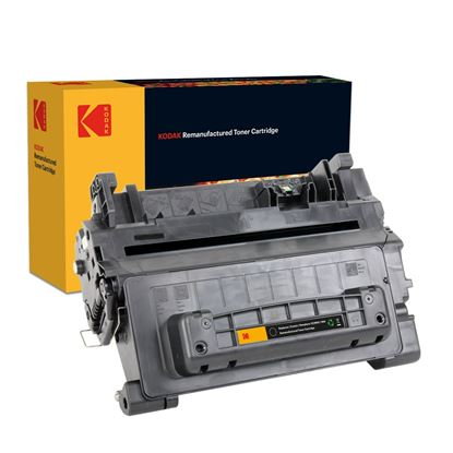 Picture of Kodak Replacement HP 90A Black (CE390A) Toner Cartridge
