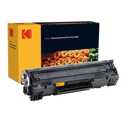 Picture of Kodak Replacement HP 35A Black (CB435A) Toner Cartridge