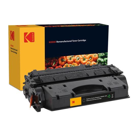 Picture of Kodak Replacement HP 05X High Yield Black (CE505X) Toner Cartridge