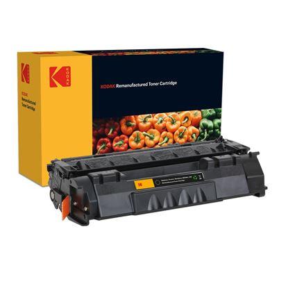 Picture of Kodak Replacement HP 49A Black (Q5949A) Toner Cartridge