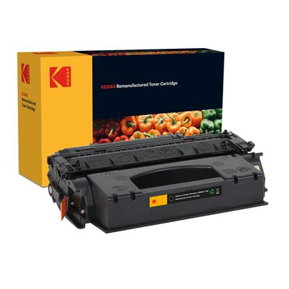 Picture of Kodak Replacement HP 49X High Yield Black (Q5949X) Toner Cartridge