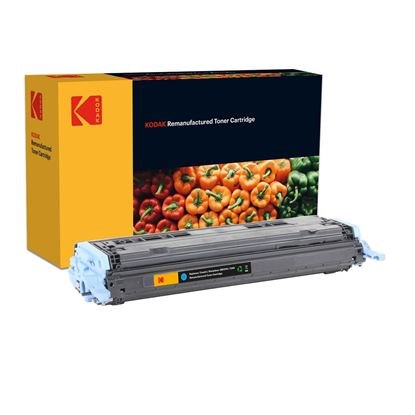 Picture of Kodak Replacement 124A Cyan (Q6001A) Toner Cartridge (suitable for use in HP printers)