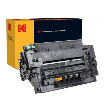 Picture of Kodak Replacement HP 51A Black (Q7551A) Toner Cartridge