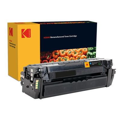 Picture of Kodak Replacement Samsung CLT-C506L High Yield Cyan Toner Cartridge