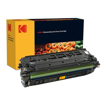 Picture of Kodak Replacement HP 508A Cyan (CF361A) Toner Cartridge