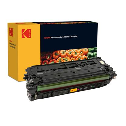 Picture of Kodak Replacement HP 508A Magenta (CF363A) Toner Cartridge