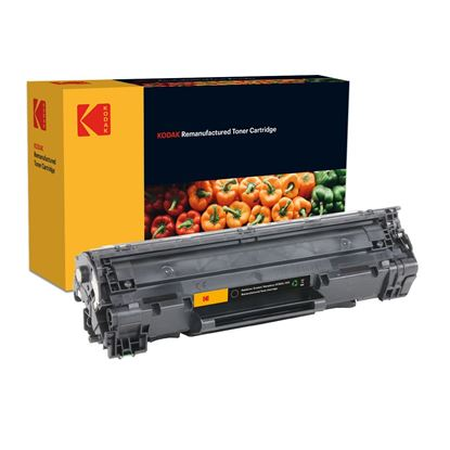 Picture of Kodak Replacement HP 83X High Yield Black (CF283X) Toner Cartridge
