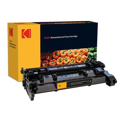 Picture of Kodak Replacement HP 26A Black (CF226A) Toner Cartridge