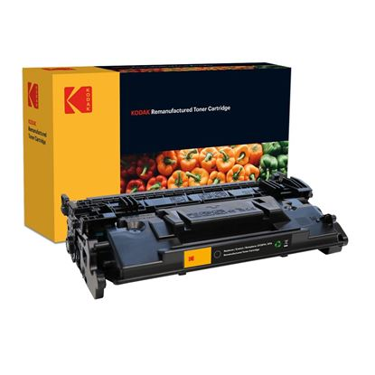Picture of Kodak Replacement HP 87A Black (CF287A) Toner Cartridge