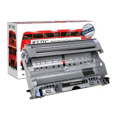 Picture of Red Bus Recycled Brother DR-2000 Drum Unit