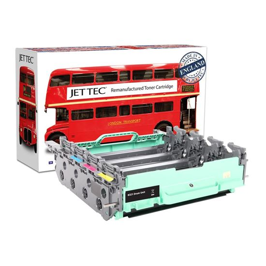 Picture of Red Bus Recycled Brother DR-321 Drum Unit