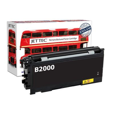 Picture of Red Bus Recycled Brother TN-2000 Black Toner Cartridge