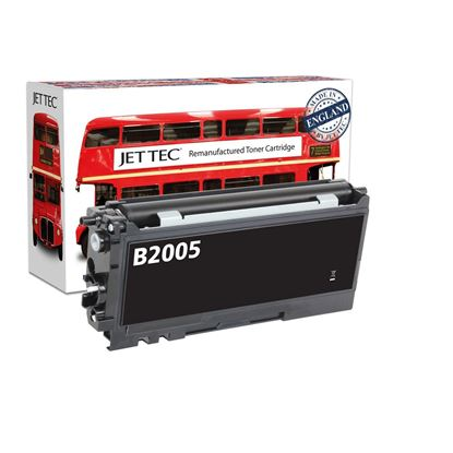 Picture of Red Bus Recycled Brother TN-2005 Black Toner Cartridge