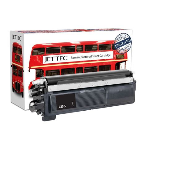 Picture of Red Bus Recycled Brother TN-230BK Black Toner Cartridge