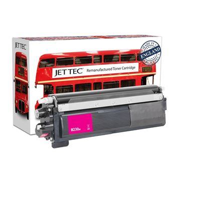 Picture of Red Bus Recycled Brother TN-230M Magenta Toner Cartridge