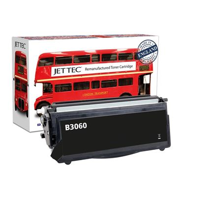 Picture of Brother TN-3060 High Yield Black Recycled Toner Cartridge (TN3060 Laser Toner)