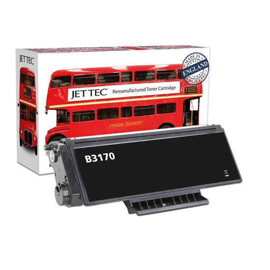 Picture of Red Bus Recycled Brother TN-3170 High Yield Black Toner Cartridge