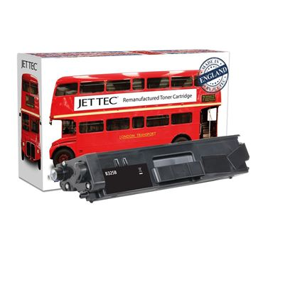 Picture of Red Bus Recycled Brother TN-325BK High Yield Black Toner Cartridge