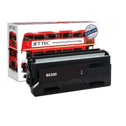 Picture of Red Bus Recycled Brother TN-6300 Black Toner Cartridge