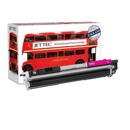 Picture of Red Bus Recycled HP 130A Magenta (CF353A) Toner Cartridge