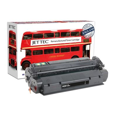 Picture of Red Bus Recycled HP 13X High Yield Black (Q2613X) Toner Cartridge